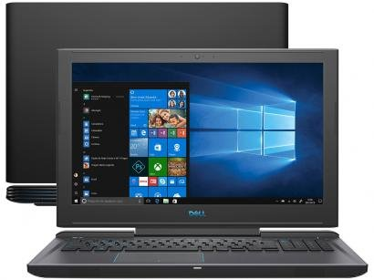 "Notebook Gamer Dell G7-7588A30P Intel Core i7 16GB - 1TB SSD 256GB 15,6"" Full..."