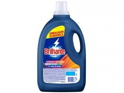 Sabão Líquido Brilhante Limpeza Total - 5L