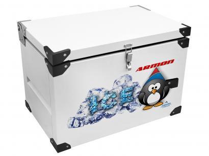Caixa Térmica Armon 70L - TMG-70 Branco