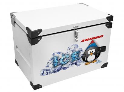 Caixa Térmica Armon 250L - TMG-250 Branca