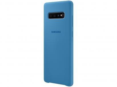 Capinha de Celular Silicone para Galaxy S10+ - Samsung EF-PG975TLEGBR