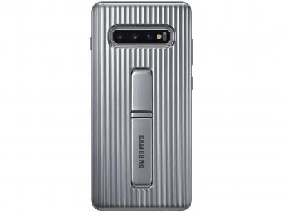 Capinha de Celular para Galaxy S10+ Samsung - EF-RG975CSEG