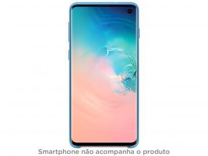 Capinha de Celular Silicone para Galaxy S10 - Samsung EF-PG973TLEG