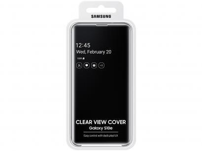 Capinha de Celular Carteira Plástico para S10 - Samsung EF-ZG970CBEGBR
