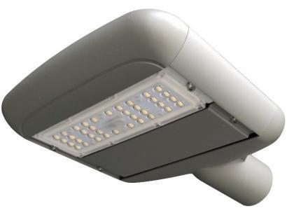 Luminária para Poste de LED de Sobrepor Retangular - Taschibra 15100069