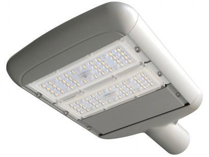 Luminária para Poste de LED para Jardim - de Sobrepor Retangular Taschibra...