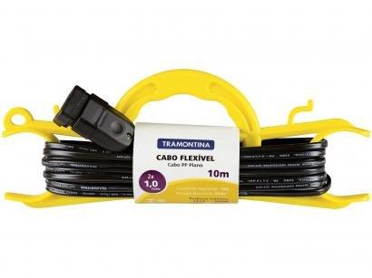 Extensão Elétrica Cabide 10m 1 Tomada - Tramontina 57501010