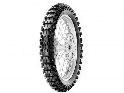 "Pneu de Moto Aro 19"" Pirelli Traseiro 100/90 - Scorpion MX 32 Midsoft Cross"