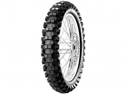 "Pneu de Moto Aro 18"" Pirelli Traseiro 110/100 - Scorpion MX Extra X Cross"