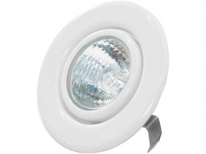 Spot de LED de Embutir Redonda Branco - Taschibra SP14