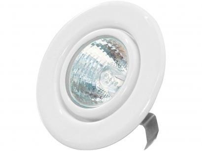 Spot de LED de Embutir Redondo Branco Taschibra - SP14