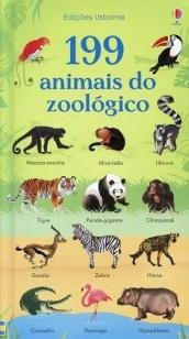 199 animais do zoológico -