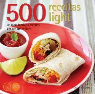 500 receitas lights