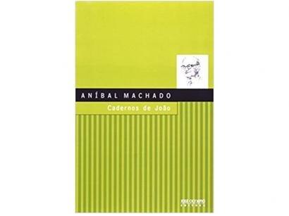 Livro Cadernos de João - Aníbal Machado