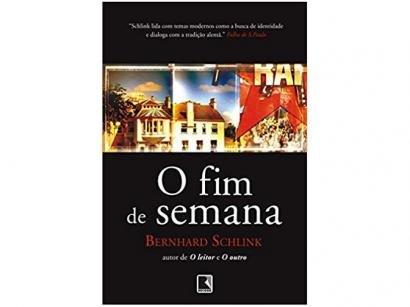 Livro O Fim de Semana - Bernhard Schlink