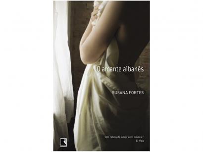 Livro O Amante Albanês - Susana Fortes