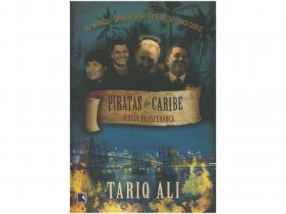 Livro Piratas do Caribe - Tariq Ali