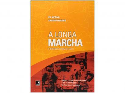 Livro A Longa Marcha - Andrew McEwen Ed Jocelyn