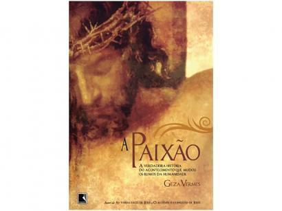 Livro A Paixão - Geza Vermes