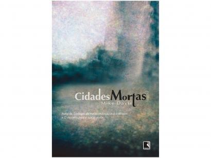 Livro Cidades Mortas - Mike Davies