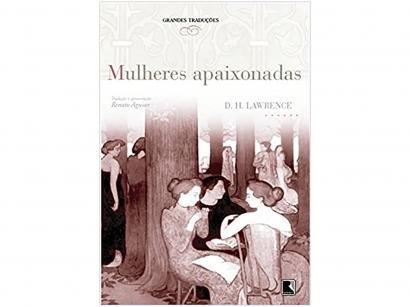 Livro Mulheres Apaixonadas - D. H. Lawrence