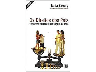 Livro Os Direitos dos Pais - Tania Zagury
