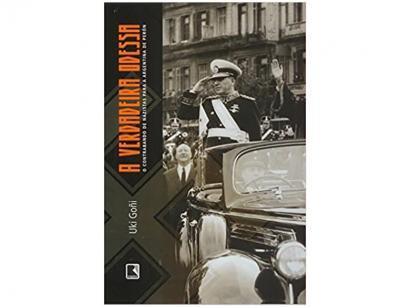 Livro A verdadeira Odessa - Uki Goñi