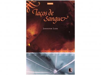Livro Laços de Sangue - Jennifer Lash