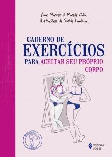 Caderno de exercícios para aceitar seu próprio cor -
