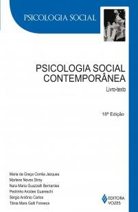 Psicologia social contemporânea - Livro-texto