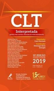 CLT interpretada - artigo por artigo, parágrafo por parágrafo