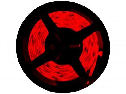 Fita de LED Vermelha 12V Taschibra - 14040100-05