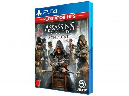 Assassin?s Creed Syndicate para PS4 - Ubisoft