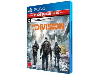 Tom Clancy?s The Division - para PS4 Ubisoft