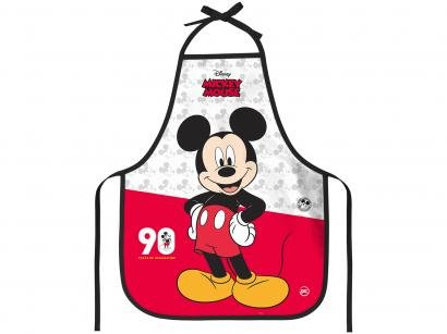 Avental Escolar Infantil Mickey Mouse DAC - 2587