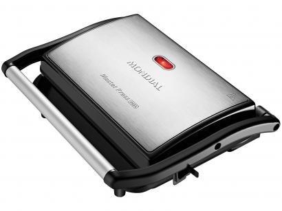 Grill Mondial Master Press PG-01 Retangular - 850W Antiaderente