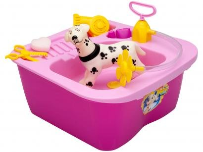 Pet Shop de Brinquedo Acqua Pet - Xplast