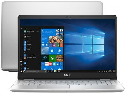 "Notebook Dell Inspiron I15-5584-A60S Intel Core i7 - 8GB 1TB SSD 128GB 15,6""..."