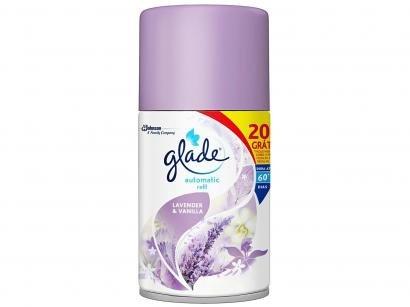 Odorizador de Ambiente Spray Glade Automatic - Lavanda 269ml