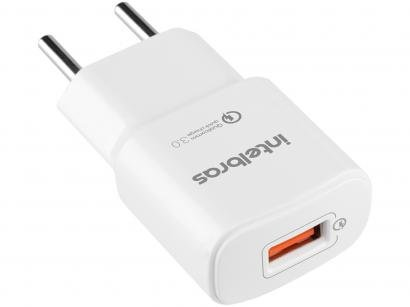 Carregador de Parede Intelbras EC 1 Quick - 1 Entrada USB