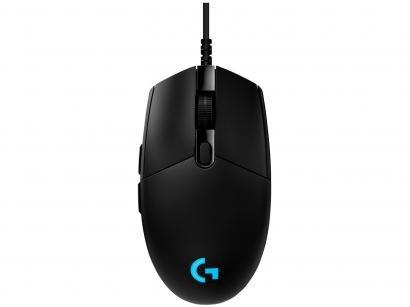 Mouse Gamer Logitech G Pro Hero Óptico 16000dpi - 6 Botões Pro