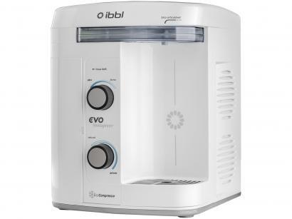 Purificador de Água IBBL - Refrigerado por Compressor Branco Evo Immaginare