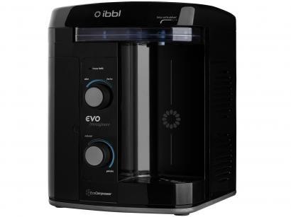 Purificador de Água IBBL - Refrigerado por Compressor Preto Evo Immaginare