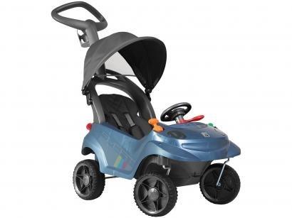 Carrinho de Passeio Infantil Smart Baby Confort - com Empurrador com Capota Bandeirante