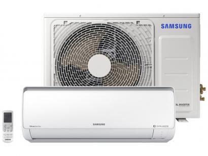 Ar-condicionado Split Samsung Inverter 21.500 BTUs - Frio AR24NVFPCWKNAZ