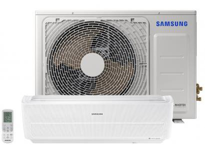 Ar-condicionado Split Samsung Inverter 12.000BTUs - Quente/Frio Wind Free...