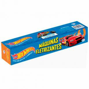 Hot Wheels - Maquinas eletrizantes -
