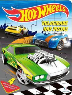 Hot Wheels - Velocidade na pista -