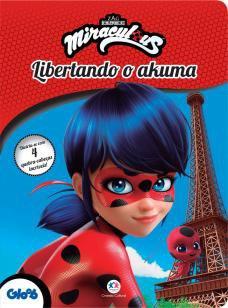 Ladybug - Libertando o Akuma - Divirta-se com 4 quebra-cabeças incríveis!