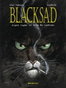 Blacksad - Volume 1 - Algum lugar em meio às sombras